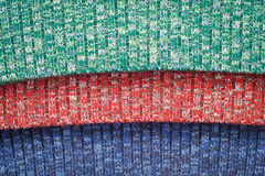 Wool colors Stock Photo