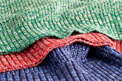 Wool colors Stock Image