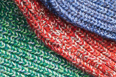 Wool colors Royalty Free Stock Photo