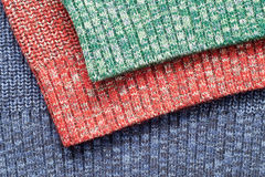 Wool colors Stock Images