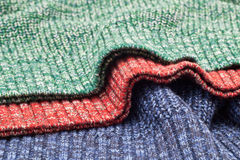 Wool colors Royalty Free Stock Images
