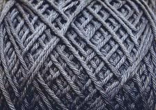 Wool crochet Stock Photos
