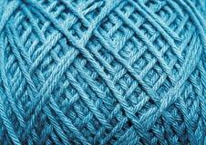 Wool crochet Stock Image