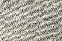 Wool fabric close-up Royalty Free Stock Images