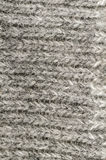Wool fabric macro Stock Image