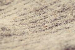 Wool fabric macro Royalty Free Stock Image