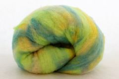 Wool felting Stock Image