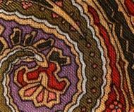 Wool foulard close-up Stock Image