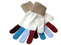 Wool glove Stock Photography