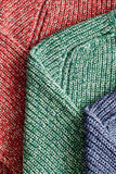 Wool jumpers Royalty Free Stock Photos