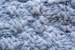 Wool Knit Texture Royalty Free Stock Photography