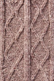 Wool knitted background Royalty Free Stock Photo