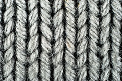 Wool knitted background closeup Royalty Free Stock Photo