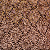 Wool knitted pattern. In the background Stock Photos