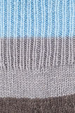 Wool knitted textured background Royalty Free Stock Image