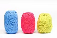 Wool knitting Royalty Free Stock Image