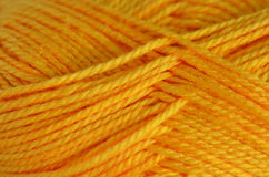 Wool knitting yarn Royalty Free Stock Photos