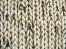 Wool lines pattern Royalty Free Stock Photo