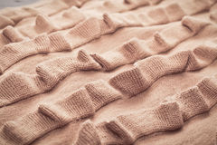 Wool material Royalty Free Stock Images