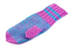 Wool Mitten Stock Images