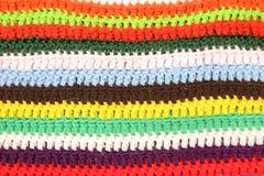 Wool pattern Royalty Free Stock Photo