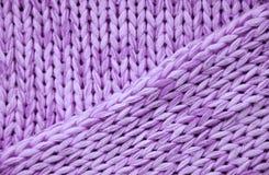 Wool pattern Stock Photography
