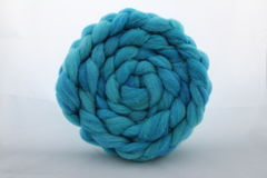 Wool roving Stock Image