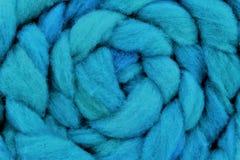 Wool roving Royalty Free Stock Photo