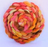 Wool roving Royalty Free Stock Images