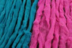 Wool roving Stock Photos