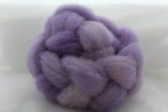 Wool roving Royalty Free Stock Photos