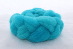 Wool roving Stock Images