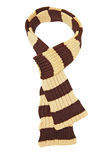 Wool scarf royalty free stock images