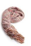 Wool scarf Stock Image