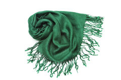 Wool scarf Stock Image