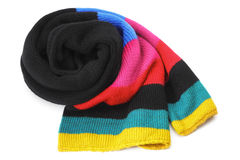 Wool scarf Stock Photography