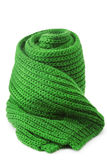 Wool scarf Royalty Free Stock Photography