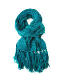 Wool scarf Stock Images