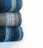 Wool scarf Stock Photos