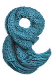 Wool scarf Royalty Free Stock Photos