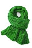 Wool scarf Royalty Free Stock Image