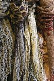 Wool shawl Royalty Free Stock Photography
