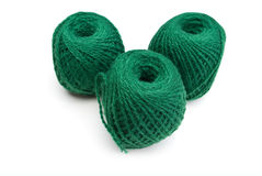 Wool skein. Royalty Free Stock Images