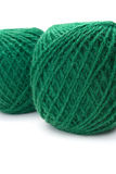 Wool skein. Royalty Free Stock Photo