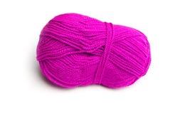 Wool skein. Royalty Free Stock Photos
