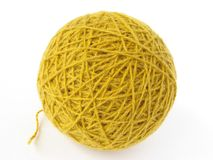 Wool skein Royalty Free Stock Photography