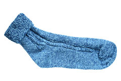 Wool sock Stock Photos