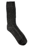 Wool sock Royalty Free Stock Photography