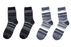 Wool socks Stock Photography
