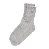Wool socks isolated Royalty Free Stock Image